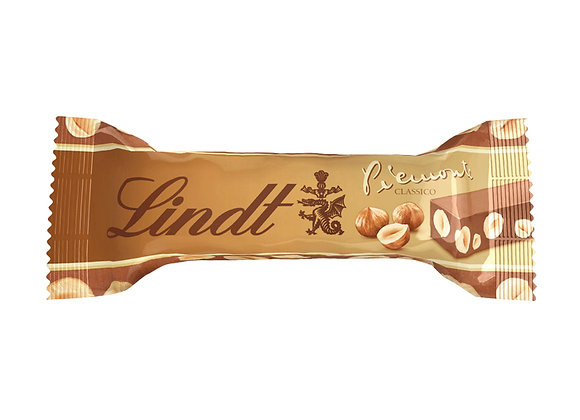 Lindt Piemonte Schokoladenriegel Milch Haselnuss 33g