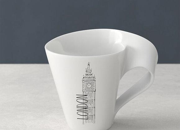 London Modern Cities Tasse Kaffeebecher 300ml