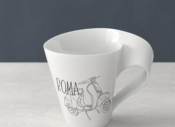 Roma Modern Cities Tasse Kaffeebecher 300ml