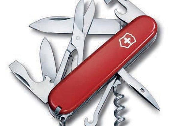 Victorinox Taschenmesser Climber, 14 Funktionen, rot