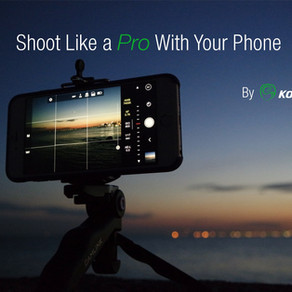 E-BOOK Shoot Like a Pro with Your Phone
