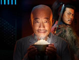 Samurai Gourmet: o prazer de comer sozinho