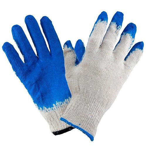 Rękawice wampirki niebieskie