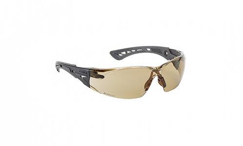 Okulary ochronne RUSH+ szkła przyciemniane