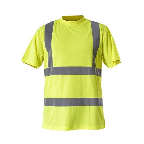 Koszulka T-shirt ostrzegawcza