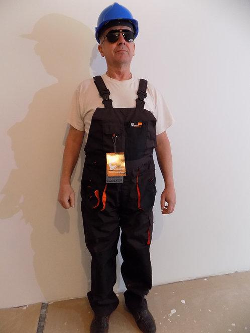 Spodnie ogrodniczki GLADIATOR