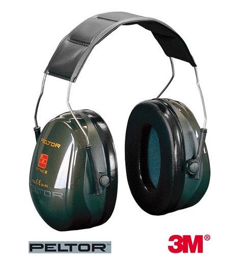 Ochronniki słuchu na pałąku nagłownym Peltor™ OPTIME™ II