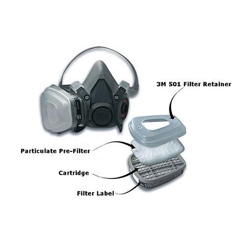 Pokrywa filtra wstępnego 3M