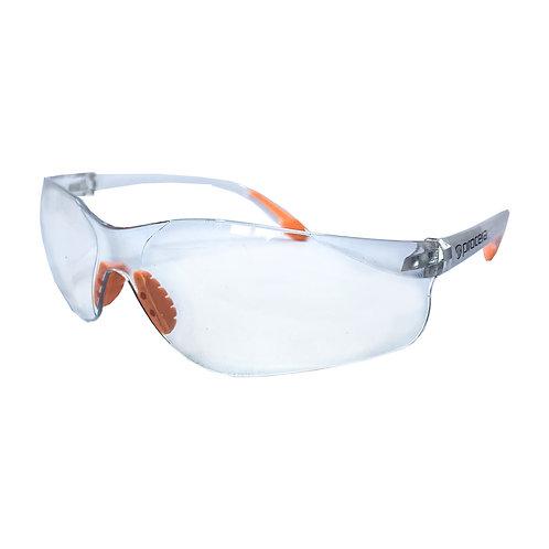 Okulary ochronne RICARDO przezroczyste