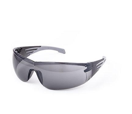 Okulary ochronne z szarymi szkłami