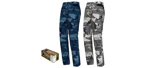 Spodnie do pasa ZIP z odpinanymi nogawkami