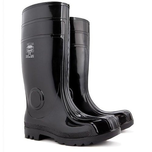 Kalosze ochronne MAXX B S5 AN SRC czarne