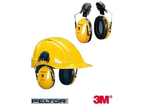 Ochronniki słuchu nahełmowe Peltor™ OPTIME™ I