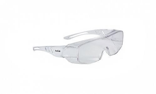 Okulary ochronne OVERLIGHT przezroczyste OTG