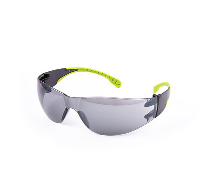 Okulary ochronne z szarymi szkłami GREY-FLEX
