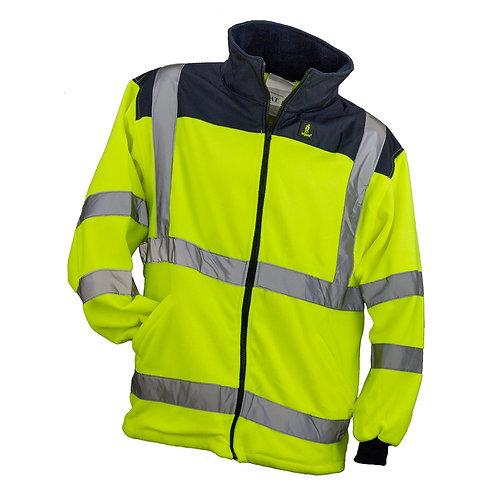 Bluza polarowa ostrzegawcza HSV