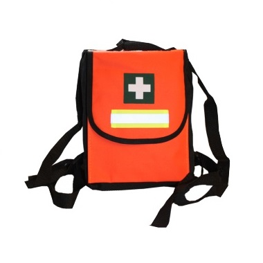 Zestaw przenośny plecak DIN 13164+ustnik