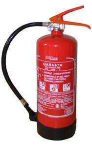 Gaśnica proszkowa GP-4x ABC 4 kg