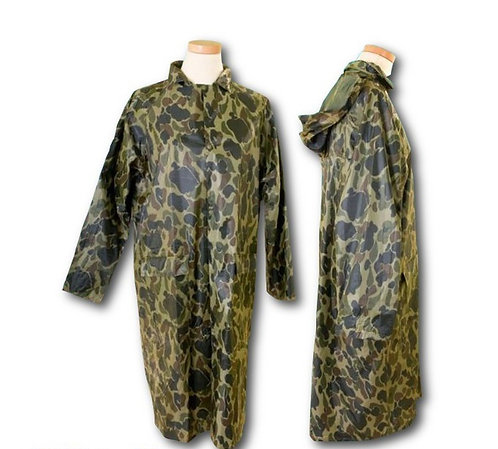 Płaszcz przeciwdeszczowy nylonowy