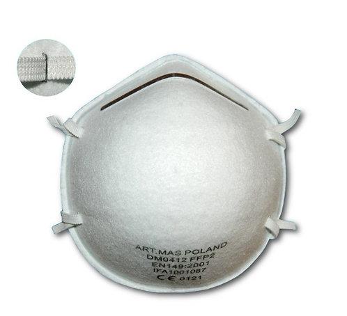 Półmaska ochronna przeciwpyłowa bez zaworka