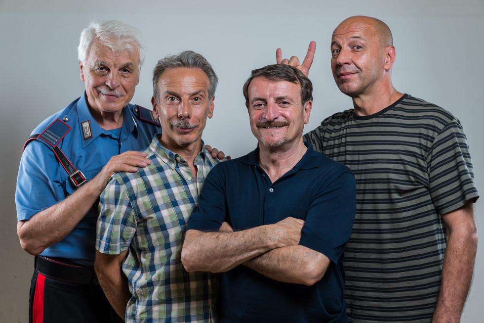 Aldo, Giovanni e Giacomo, Michele Placid