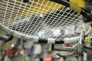 Why should I restring my tennis racket?