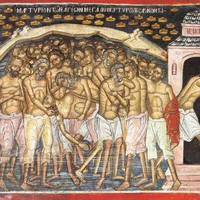 40 Martyrs of Sebaste