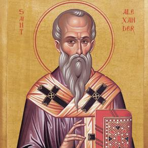 Alexander, first bishop of Cappadocia