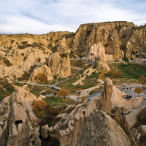 Goreme Open Air Museum (Overview)