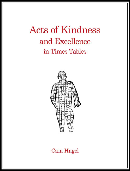 Acts of Kindness and Excellence in Time Tables