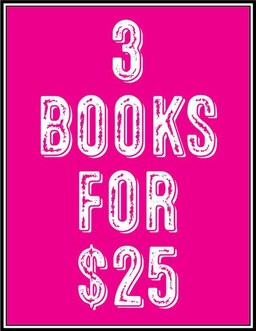 3-Book Bundle