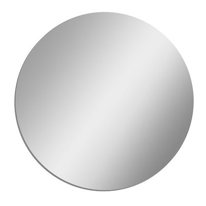 "Mirror Tile, Circle 12"" $2.00 each"