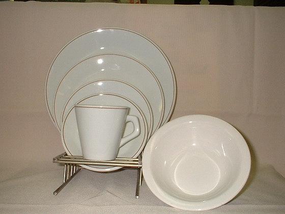 USED - Elegance Dishware, $3.00 per piece