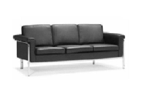Carlton Sofa, black