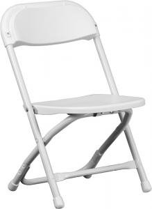 Chair, Childrens White $2.15 each