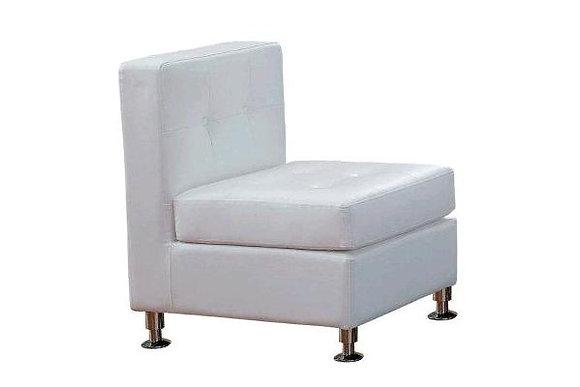 Modular, Armless (white) $63.60 each
