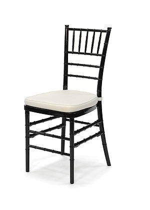 Chair, Chiavari Black $7.00 each