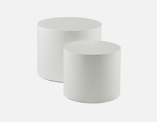 Emmy, Nesting Tables (set of two), $30