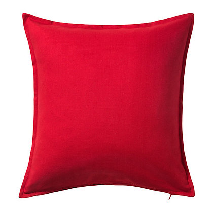 Cushion, Red $5.30 Each