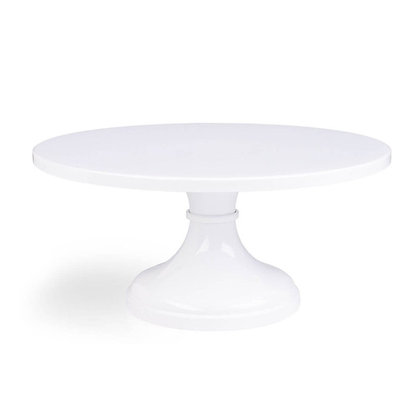 Cake Stand, Picture Perfect (white) $31.80 each