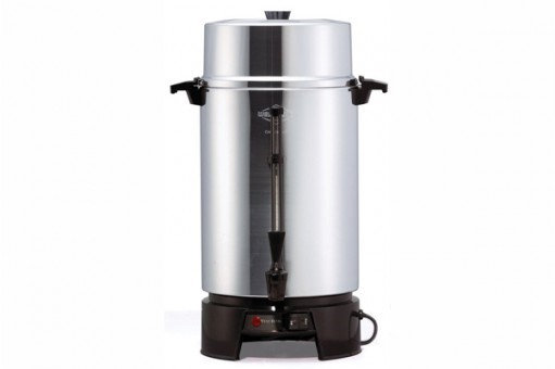 Coffee Urn, 60 cup $19.15
