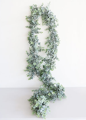 Garland, Artificial Eucalyptus, 8' Long $12.75 Each