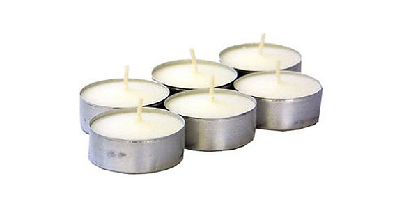 Tealight Candle, $0.25 each