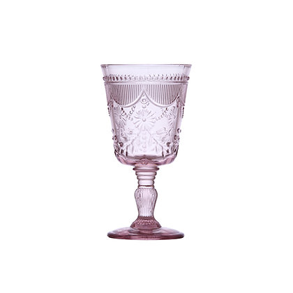 Debutante, Goblet (Pink) 10oz