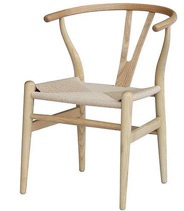 Wish Bone, Dining Chair ( Natural)