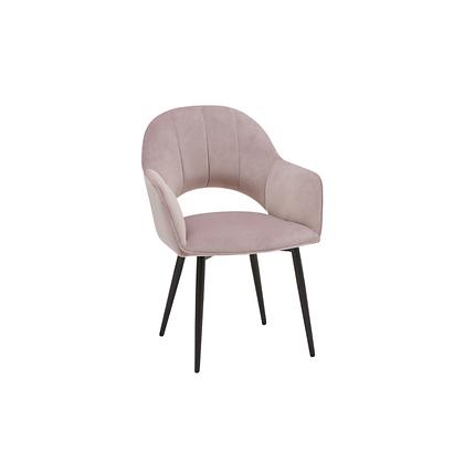 Sophia Lounge Chair, Blush