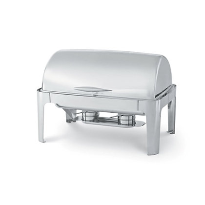 Chafer, Stainless Steel Roll-Top (Sterno) $23.25 each
