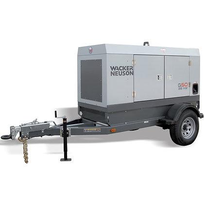 Generator, 38 K/Watt