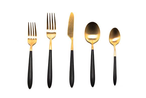 Velo, Gold + Black