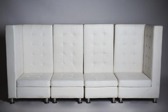 XO High Back Sofa, $106 per piece